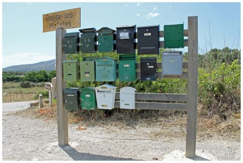 mailbox post postman