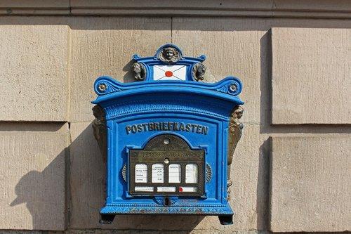 mailbox  nostalgic  old