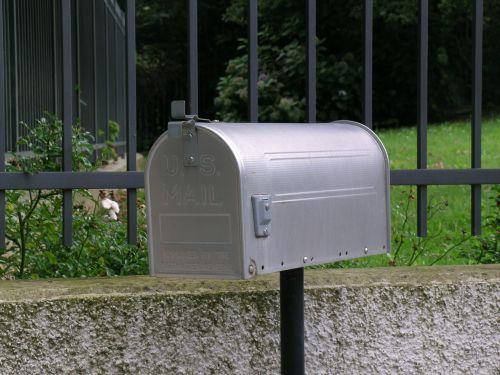mailbox mail correspondence