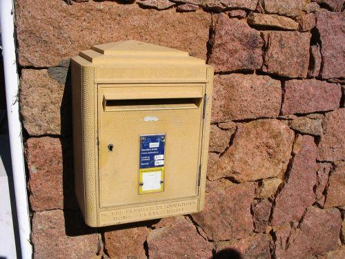 mailbox corsica france