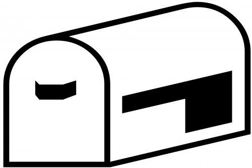 Mailbox Silhouette