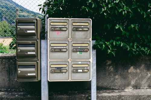 mailboxes post france