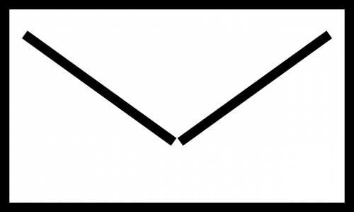 mailer envelope mail