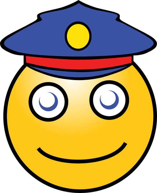 mailman smiley face