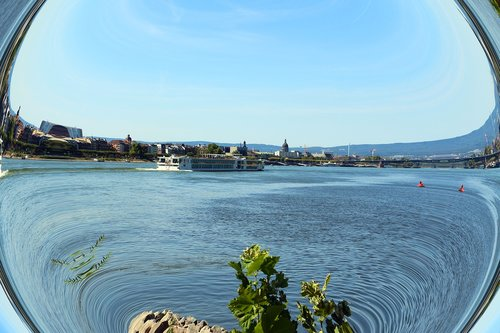 main  rhine  river