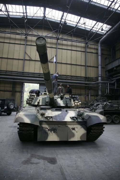 main battle tank t91 hard