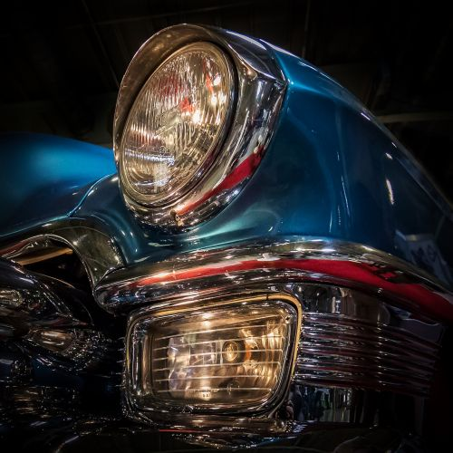 main beam headlamps spotlight car lamp