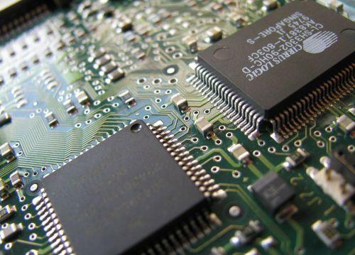 Pagrindinė lenta,lustai,elektronika,kompiuteris,lenta,technologija,pagrindinė plokštė,techninė įranga,grandinė,skaitmeninis,elektroninis,komponentas,procesorius,ryšys,autobusas,CPU,puslaidininkis,integruota,ic,Pagrindinė lenta,mikroprocesorius,kondensatorius