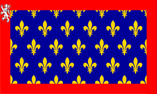 maine flag province
