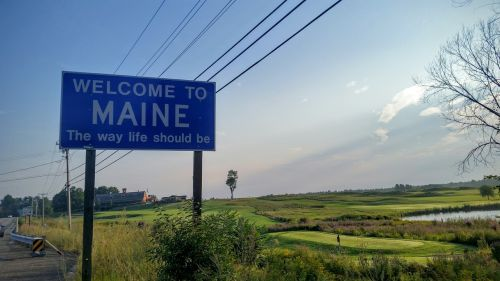 maine welcome travel