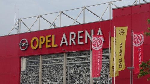mainz  stadium  mainz 05