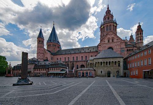 mainz cathedral mainz sachsen