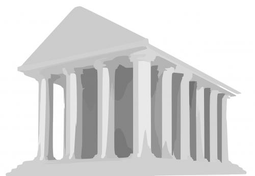 maison carrée roman temple