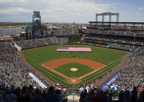 major league baseball baseball stadium
