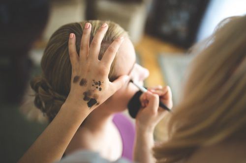 make up make-up artist