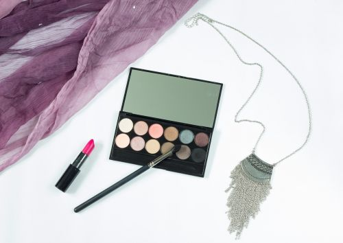 makeup cosmetics jewelry