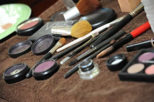 makeup beauty face