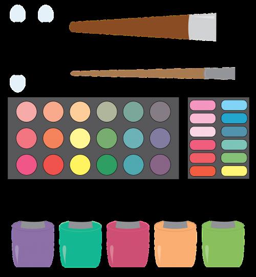 makeup cosmetics fashion