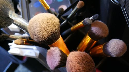 makeup brushes cosmetic