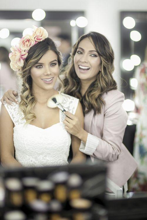 makeup wedding marry