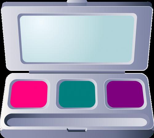makeup eyeshadow compact
