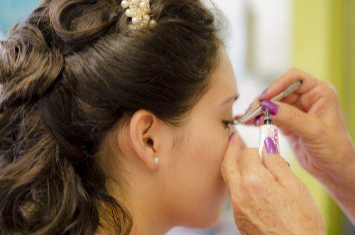 makeup  beauty  model