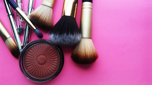 makeup  cosmetics  beauty