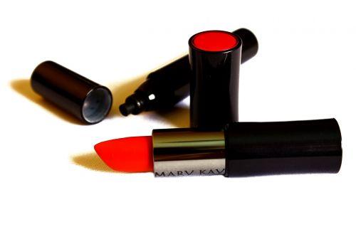 makeup lipstick eyeliner