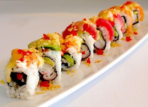maki japanese seafood