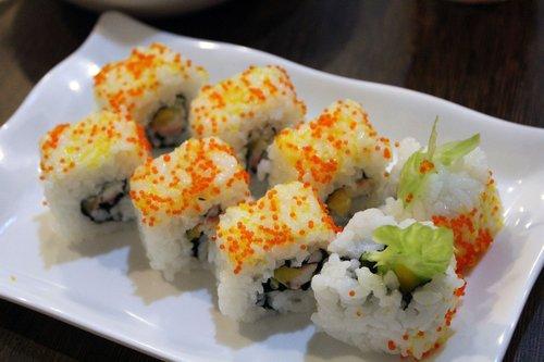 maki  sushi  japan