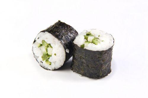maki sushi rice