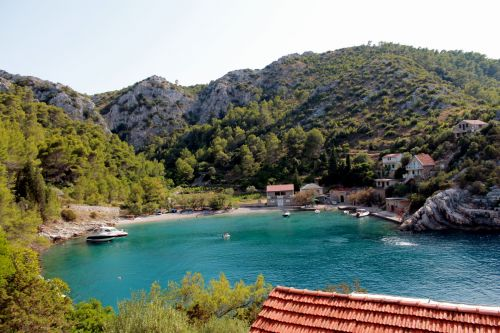 Mala Stiniva, Croatia