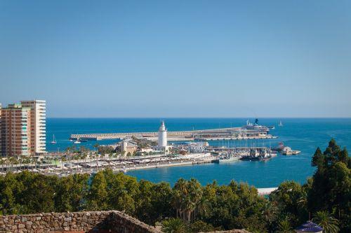 malaga port andalucia