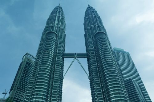 malaysia high-rise buildings city