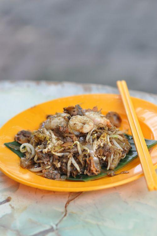 malaysia penang hawker food