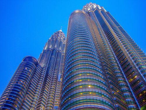 malaysia petronas twin towers kong kuala