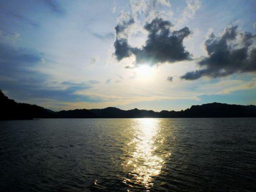 malaysia thailand sea