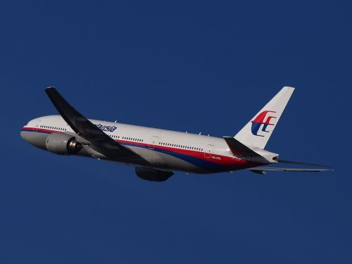 malaysia airlines aircraft boeing