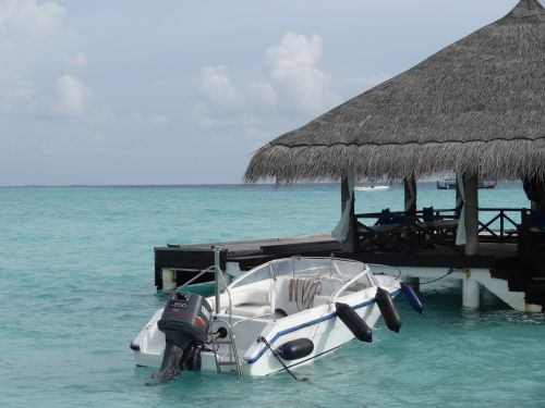 maldives beach sentiment