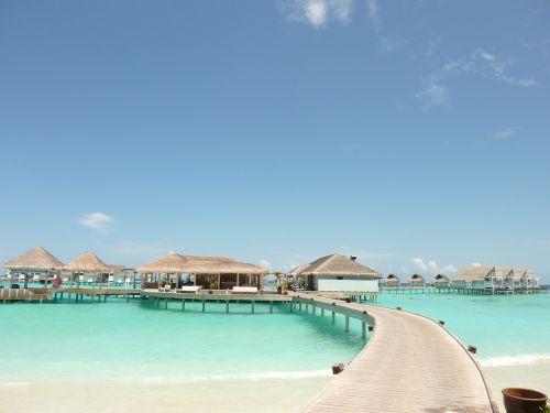 maldives travel resort