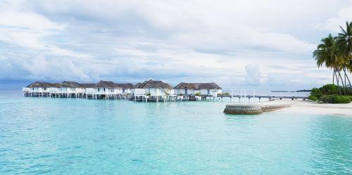 maldives honeymoon sea