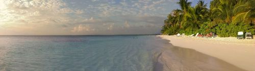 maldives sea view holiday