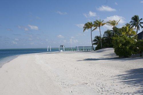 maldives  beach  conrad