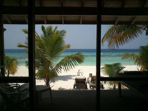 maldives kuredu view