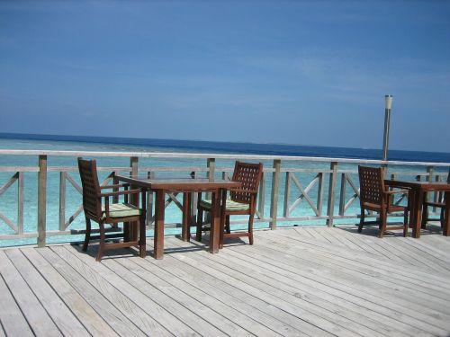 maldives bandos island sea