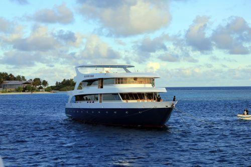 Maldivian Dream Boat