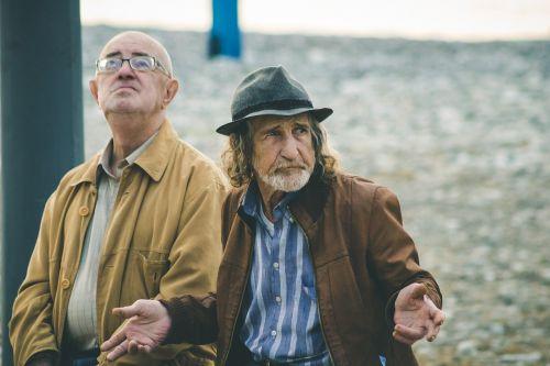 Patinas,lauke,liaudies,portretas,suaugęs,senas,vasara,senas vyras,gatvė,senelis,berniukas senas,senas senelis,skrybėlę,skrybėlių vyrukas,mintis
