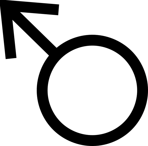 male symbol man