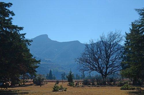 malealea  landscape  mountain