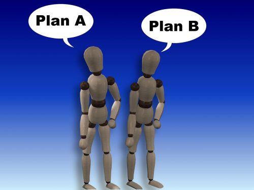 males plan a